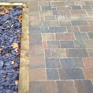 Block paving driveways York