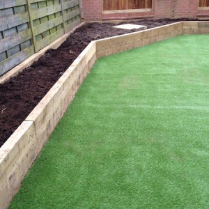 Artificial lawn York